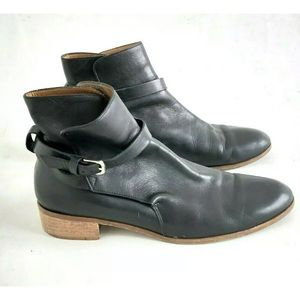 & Other Stories Women's Black Buckle Chelsea Boots